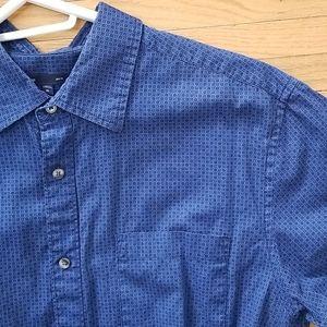 Gap Mens Slim Fit Dress Shirt